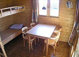 Kleijn Houtbouw - Trekkershut - Camping Cabin