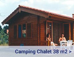 Kleijn Blokhutten - Camping Chalet Vakantiewoning
