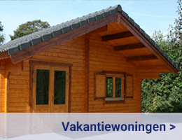 Kleijn Blokhuttten - Vakantiewoningen