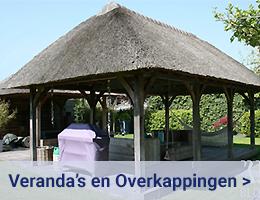 Kleijn Blokhuttten - Veranda's en Overkappingen